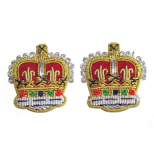 Bullion Crowns Badges – Hawkeyes International